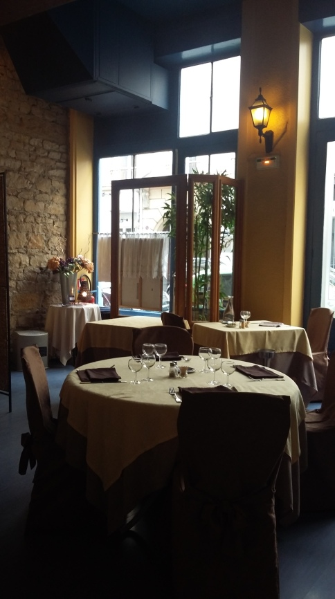 Lyon, restaurant B. Bleu - ©B.Bleu
